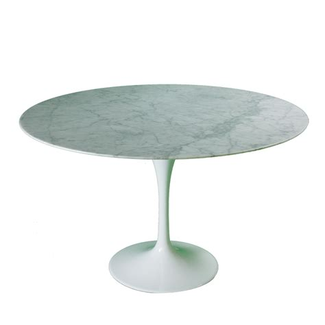 eero saarinen dining table tulip table marble 120cm