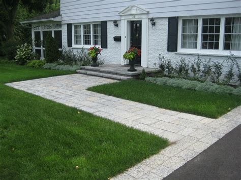 Rock Walkways And Patios by Services Paysagiste Bjr Landscaping Inc West Island