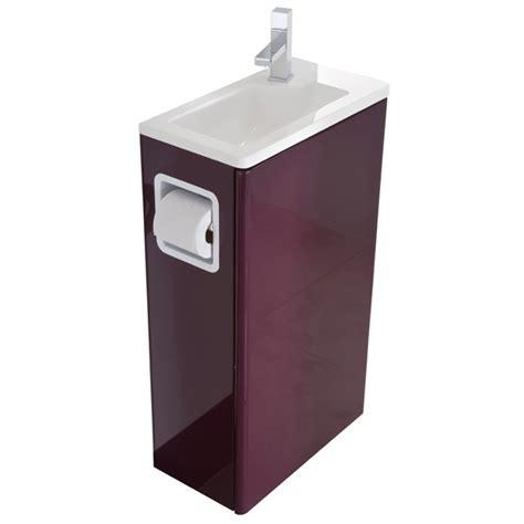 meuble vasque wc castorama