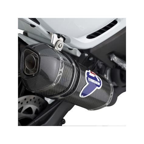 Yamaha Xabre Black Edition Carbon Termignoni Exhaust Carbon Black Edition Ec For Yamaha Tmax