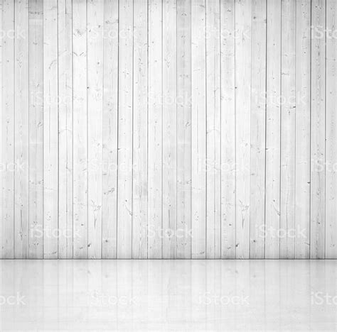 white wall with board and lights stock photo white wood wall and concrete floor stock photo more