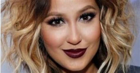 27 exciting hair colour ideas for 2015 radical root adrienne bailon hair and beauty that i love pinterest