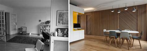 Amenagement Appartement 70 M2 by R 233 Novation D Une Appartement 3 Pi 232 Ces Par Un Architecte D