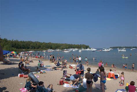 Best Beaches In Door County top 5 beaches to go boating in door county shipyard marine