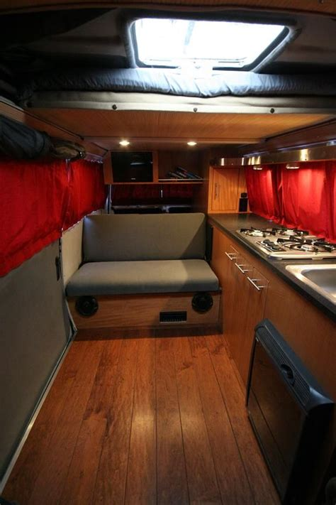 custom vw vanagon interior c d