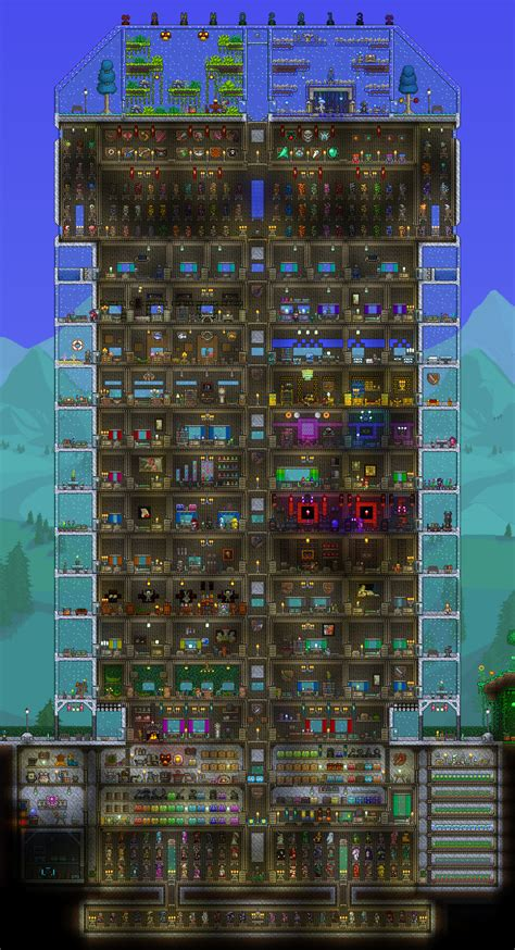 Terraria Rooms by Your Collections Page 3 Terraria Community Forums