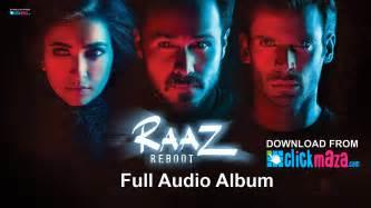 raaz reboot audio album free