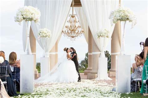 American Wedding by American Wedding With Mirror Detailing In Newport