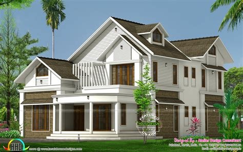 home plan designs january 2017 kerala home design and floor plans