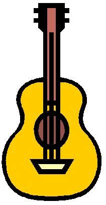 printable guitar images guitar outline printable clipart panda free clipart images