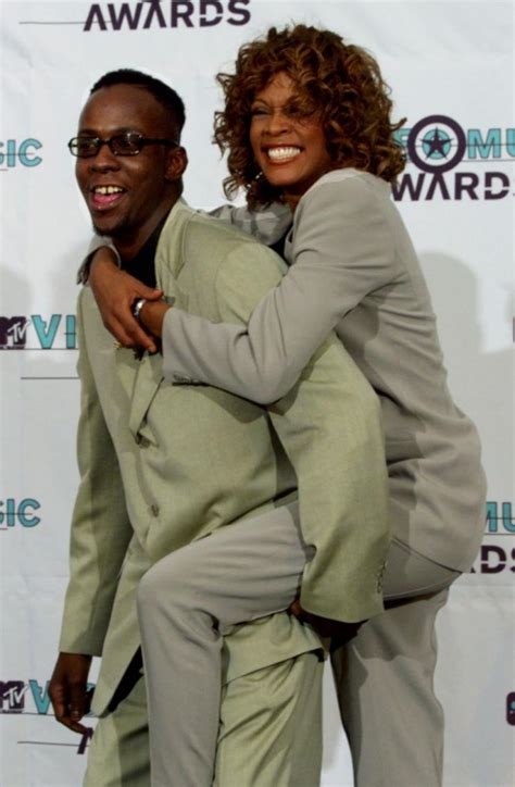 Houston Wants Divorce With Bobby Brown Asap by Bobby Brown On Houston S I Wasn T The One