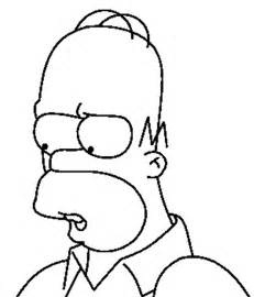 simpsons coloring pages free graffiti simpsons coloring pages