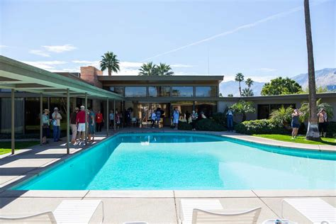 frank sinatra house palm springs modernism week 2015 yellowtrace