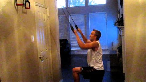p90x pull ups with a resistance band