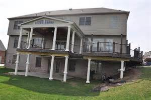 Screened Patio Deck Roof Project 20 Wow Decks