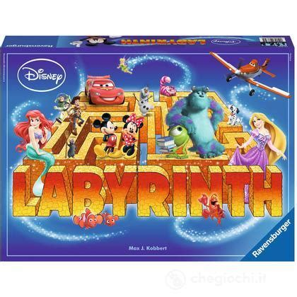 il labirinto gioco da tavolo labirinto disney giochi da tavolo ravensburger