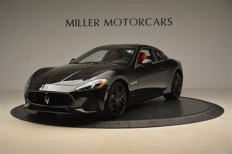 maserati sedan 2018 new 2018 maserati granturismo sport coupe greenwich ct