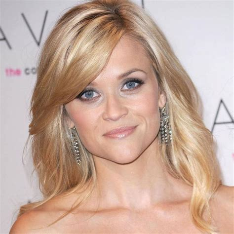 women hairstyles pointy chin ladies with pointy chins 1000 ideas about reese