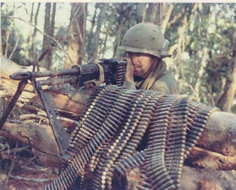 an anonymous war the m60 machinegun