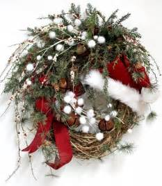 47 christmas wreaths to welcome your guests