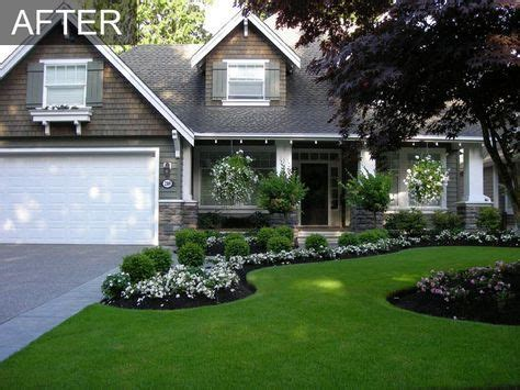 Landscape Design Using A Picture Of My House 17 Best Ideas About Front Yard Landscaping On