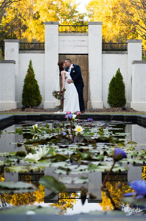Birmingham Botanical Gardens Weddings Wedding At St Theresa Church Botanical Gardens Birmingham Al Deloach Photography