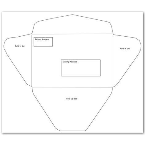 envelope templates microsoft word