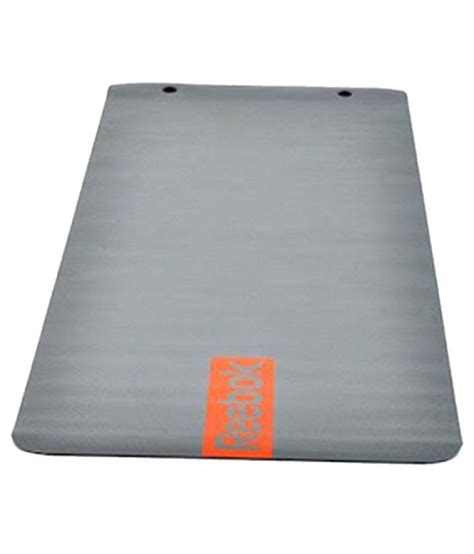 Promo Matras Reebok Fitness Mat Blue reebok mat with eyelets buy at best price on snapdeal