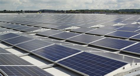 rooftop solar system design rooftop solar pv energy solutions kingspan great britain