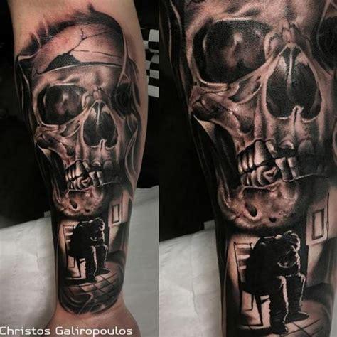 el loco tattoo tatouage bras cr 226 ne par el loco tattoo lounge