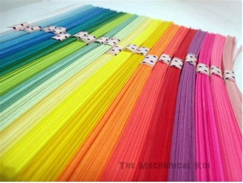 1000 sheets of origami paper 1000 sheets best value bulk strips origami lucky
