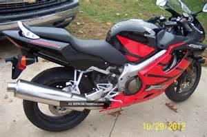 2004 Honda Cbr 600 2004 Honda Cbr 600 F4i