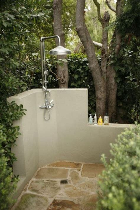 Beautiful Outdoor Showers by 50 Beautiful Outdoor Shower Design Ideas Comfydwelling