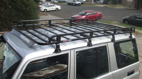 Toyota Roof Racks Price by Toyota Landcruiser 76 Series Wagon Roof Racks