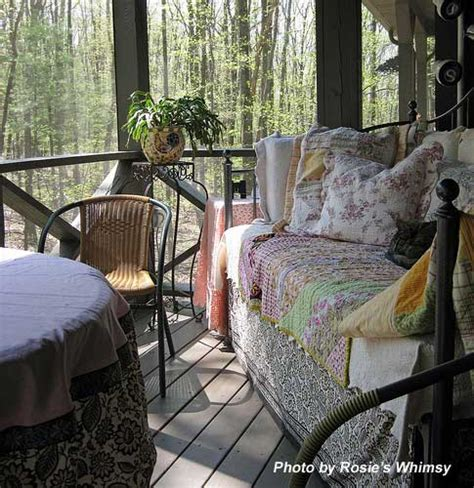 sleeping swing a sleeping porch is all about comfort porch swing beds