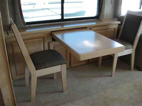 Rv Dining Chairs Rv Dining Table And Chairs Home Furniture Design