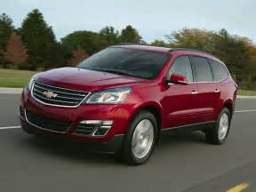 Chevrolet Traverse Ls 2015 Chevrolet Traverse Price Photos Reviews Features
