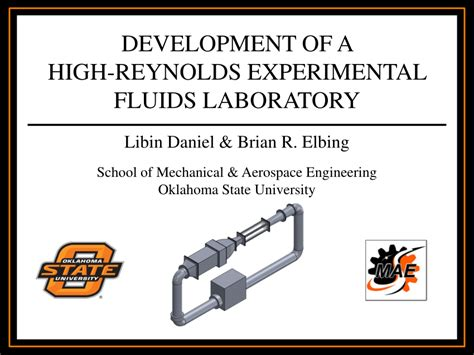 design experiment for fluid mechanics development of a high reynolds pdf download available