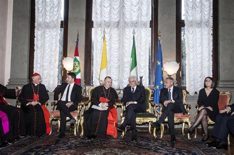 d italia roma sede italia santa sede ministri e porporati per l anniversario