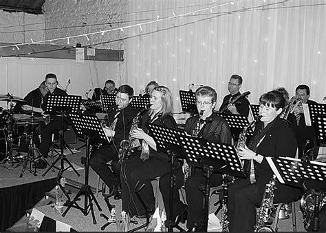 The Sultans Of Swing Swing Band Big Band Yorkshire The