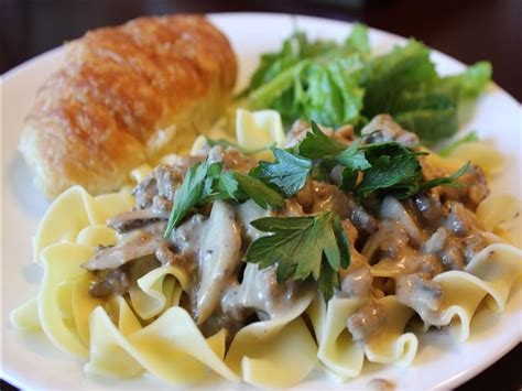 ina garten beef stroganoff you searched for recipes for ground turkey and cream of