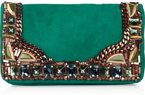 colorful clutches colorful studded clutches 7 embellished clutches to add