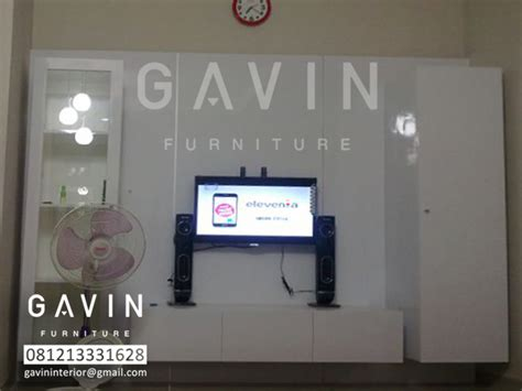 Lemari Custom Per Meter harga backdrop tv per meter kitchen set minimalis lemari pakaian custom hpl duco dan laker
