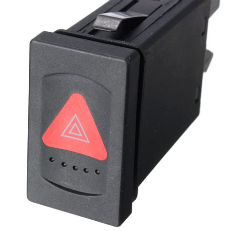Switch Button hazard warning indicator light switch button relay for vw passat 3b0953235d alex nld