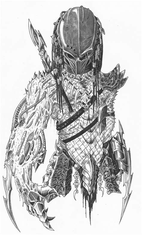 vs predator drawings 1000 images about tattoos on vs
