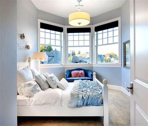 schlafzimmer klein ideen ein kleiner erker macht das schlafzimmer romantisch die