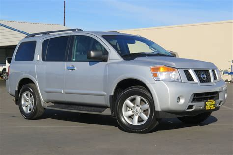 certified pre owned 2015 nissan armada sv sport utility in