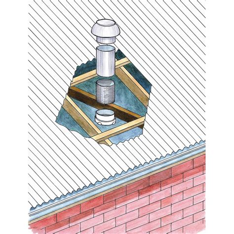 Ceiling Air Dryer by Bunnings Deflecto Deflecto Dryer Vent System Ceiling To