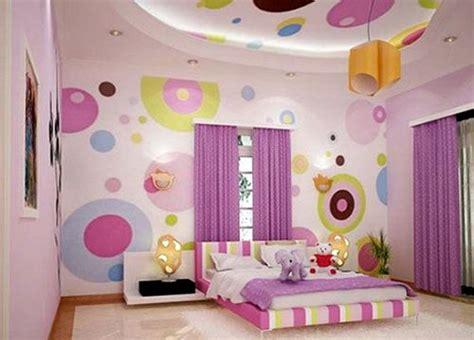 wallpaper kamar anak remaja perempuan motif wallpaper dinding kamar tidur anak 2017