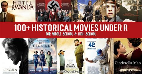 film remaja high school historical movies for middle school and high school under r